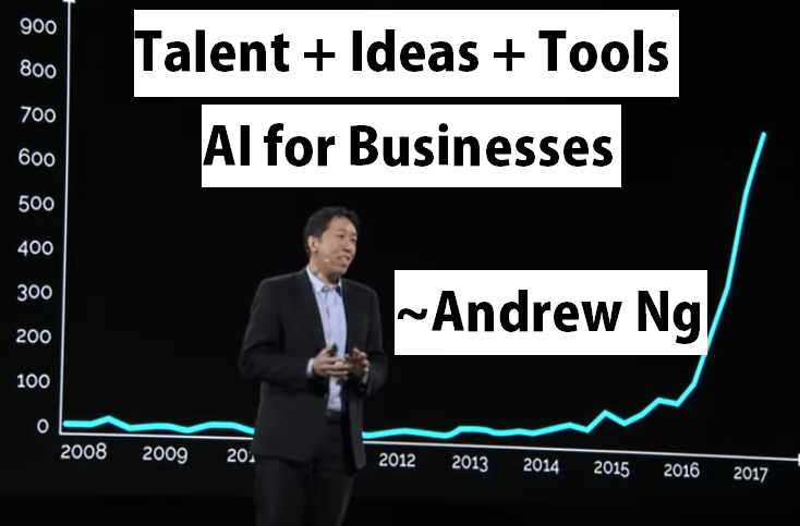 andrew ng at amazon MARS 2019