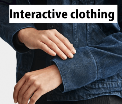 interactive clothing