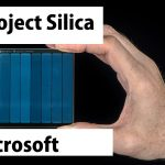 [Microsoft Silica] Storing data on a piece of glass can last centuries
