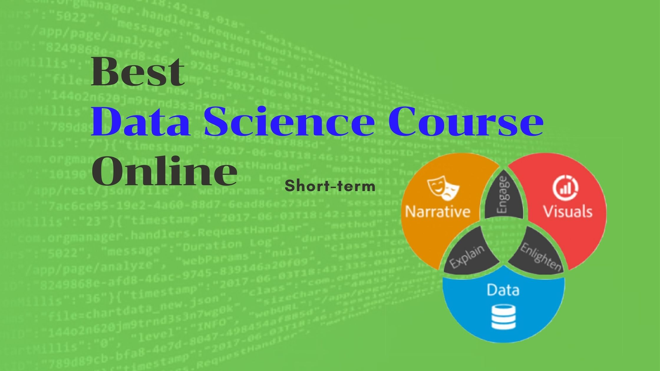 Best Data Science Course Online