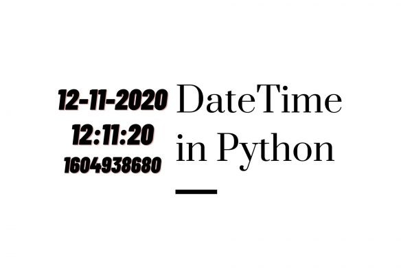 Python date time
